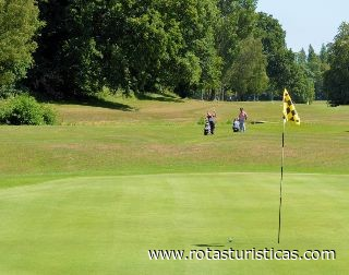 Cocks Moors Woods Golf Club